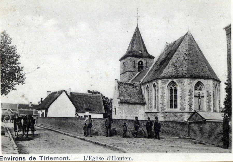 Houtemstraat: parochiekerk