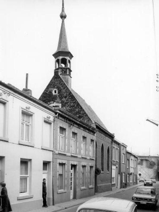 Mulkstraat: kapel