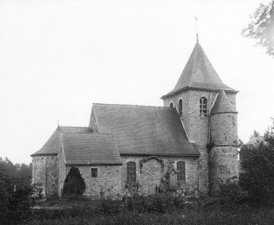 Sint-Lambertuskerk te Overlaar